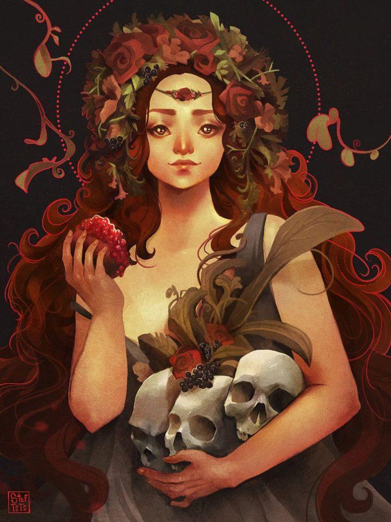 Persephone :: Queen of the Underworld